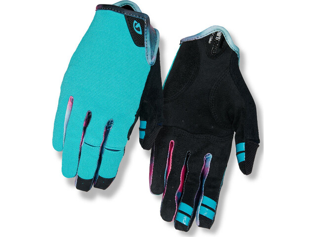 Giro LA DND Gloves Damen glacier/tie dye